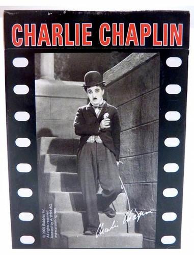 Карти игральные Piatnik Charlie Chaplin' Bridge, 55 листов