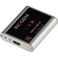 Плата видео захвата INOGENI USB 3.0 4K HDMI Video Capture Card