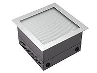 Светодиодный светильник LEDEFFECT 33Вт Грильято  Текстура 200х200мм