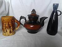 Кувшин чайник кружка керамика СССР
