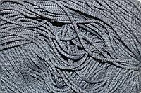 Шнур 4мм (200м) св.серый , фото 1