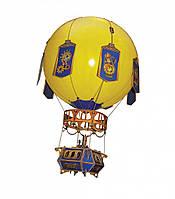 Картонная модель Воздушный Шар 246-02 УмБум