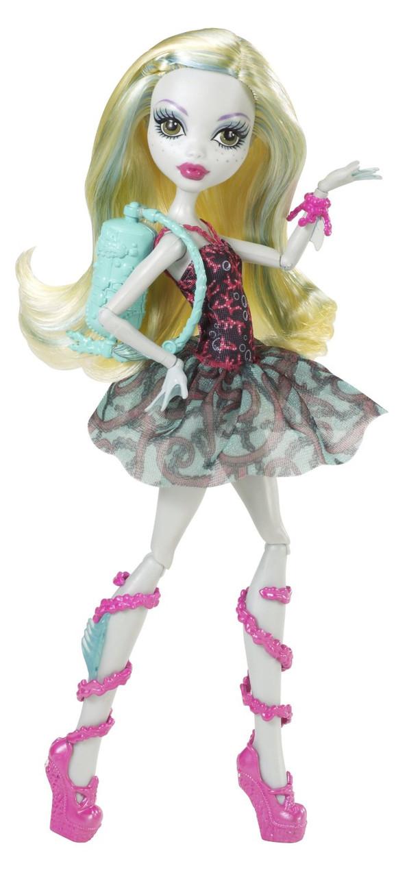 Кукла Лагуна Блю Танцевальный Класс (Monster High Dance Class Lagoona Blue Doll)
