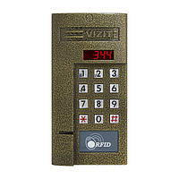 Блок вызова домофона VIZIT БВД-343F