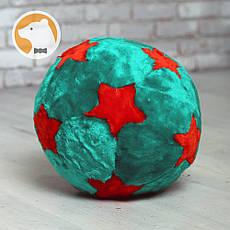 Мяч плюшевый большой, 38 см
