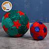 Мяч плюшевый большой, 75 см, фото 2
