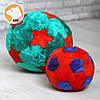 Мяч плюшевый большой, 75 см, фото 3