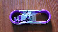 Кабель плоский на бабине micro USB 1 метр, S191