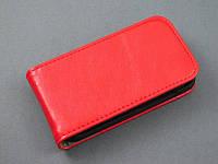 Чехол флип для HTC Desire 200 102e красный