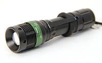 Мощный тактический фонарик BL 8455 20000W, Б37
