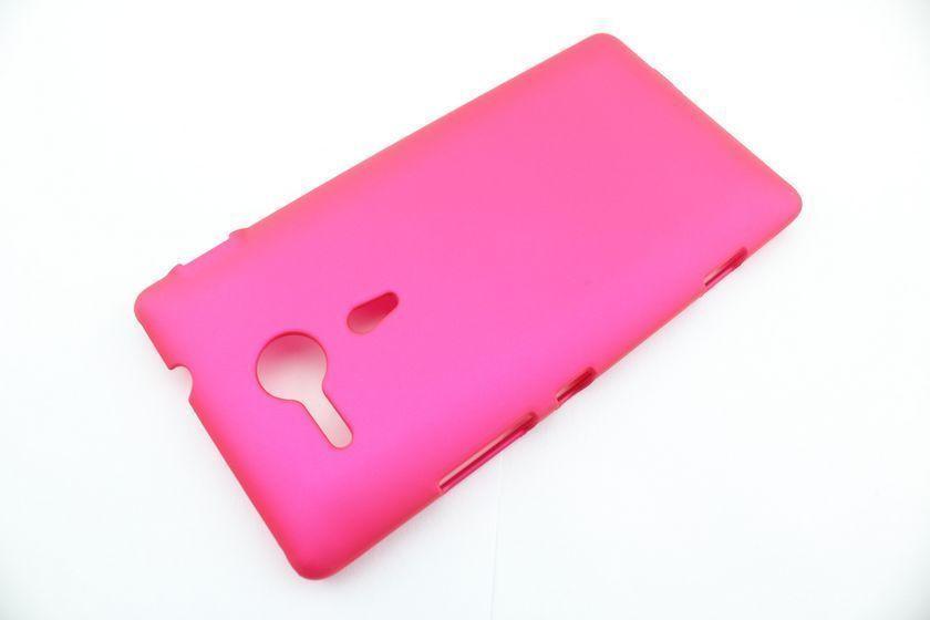 Пластиковый чехол для Sony Xperia SP, K802
