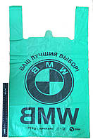 Пакет-майка BMW 44*80 см, 250 шт.
