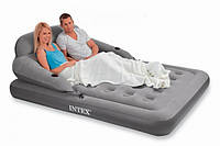 Двуспальная надувная кровать INTEX 68916. киев