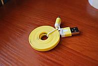 Универсальный плоский кабель Micro USB - USB, S141