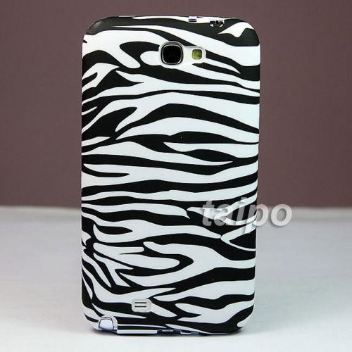 Пластиковый чехол Samsung Galaxy Note 2 N7100, E1