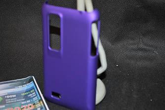 Пластиковый чехол для LG optimus 3D P920, L306