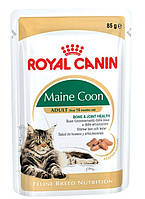 Royal Canin Maine Coon Adult 85 г для мейн кунов , фото 1