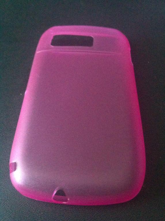 Пластиковый чехол для Nokia E6, N155