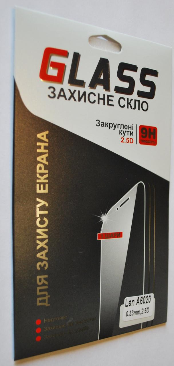 Закаленное защитное стекло Lenovo A6020 Vike K5 Plus, F798