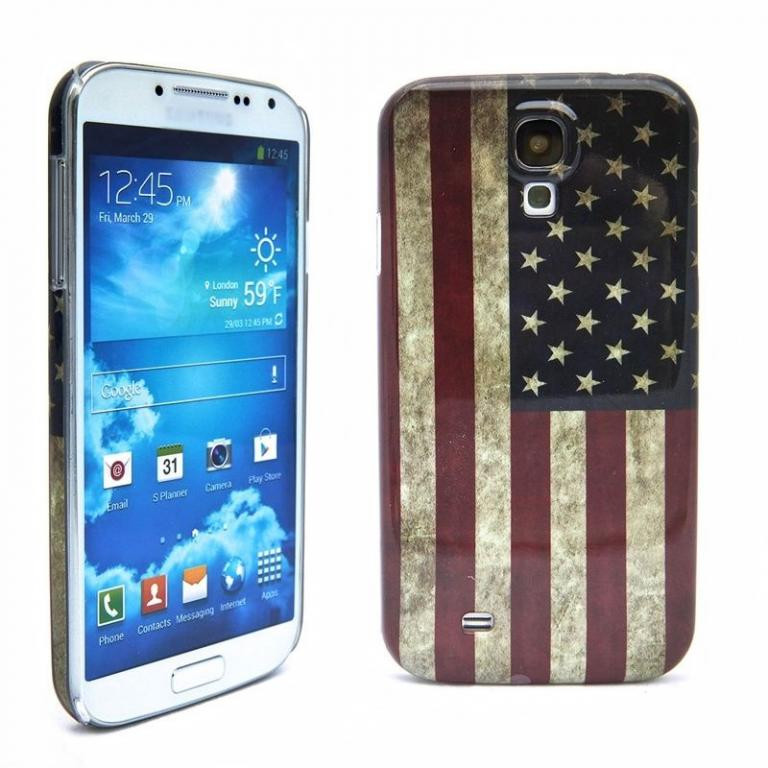 Пластиковый чехол Samsung Galaxy S4 i9500, E4