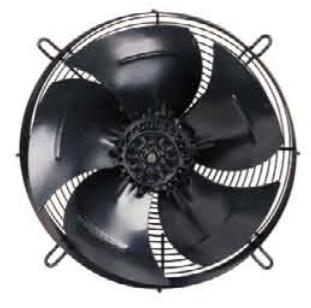 Вентилятор осевойWeiguang YWF4E-350-B 102/35-G (промышленный вентилятор)