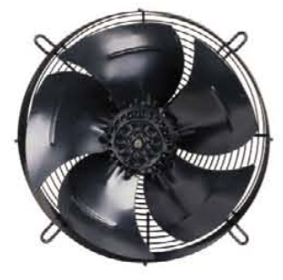 Вентилятор осьовий Weiguang YWF4E-350-B 102/35-G (вентилятор)