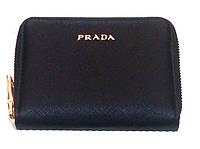 Кошелек барсетка Prada 6035-РД кожзам разные цвета