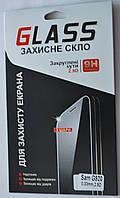 Закаленное защитное стекло для Samsung S6 G920F, F725