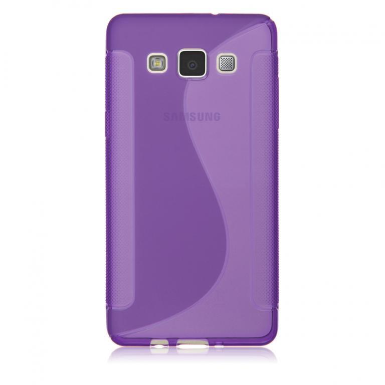 Силиконовый чехол Samsung Galaxy A7 A700, G592