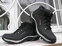 Зимние ботинки Columbia кожаные!