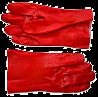 Перчатки резиновые маслостойкие 27см TECHNICS