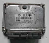 Блок управления бензинового двигателя Мозги 3.2 бензин Volkswagen Touareg Туарег 022906032BE 2003 - 2005
