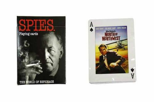 Карты игральные Piatnik Spies Poker 55 листов, фото 2