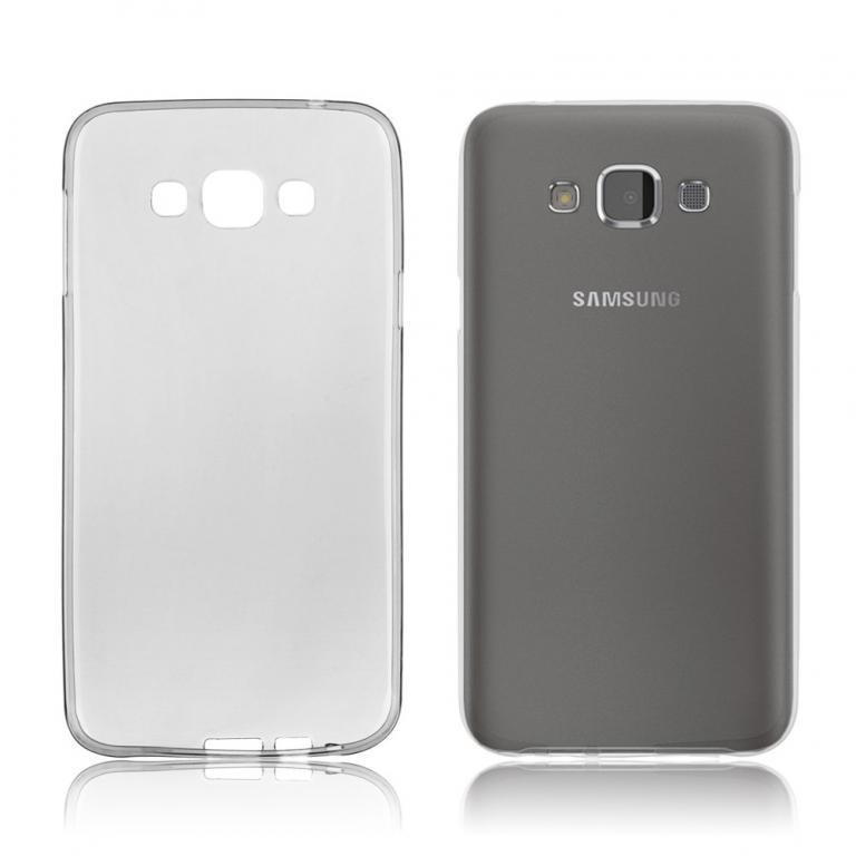 Силиконовый чехол Samsung Galaxy A7 A700, G590