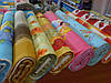 Бязевые ткани в рулонах