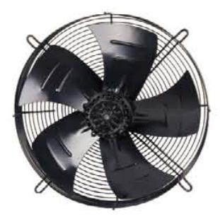 Вентилятор осевой Weiguang YWF4E-450-B 102/35-G (промышленный вентилятор)