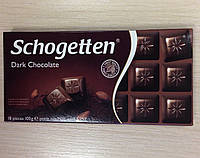 Шоколад Schogetten 100 г Dark