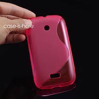 Силиконовый чехол для Nokia Lumia 510, QN171