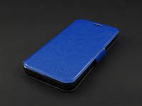 Чехол книжка для Meizu M2 M2 mini синяя