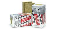 Теплоизоляция базальтовая минеральная вата ТЕХНОРУФ Н ЭКСТРА Технониколь 50/100/150/200 мм/плотность 100 кг/м3