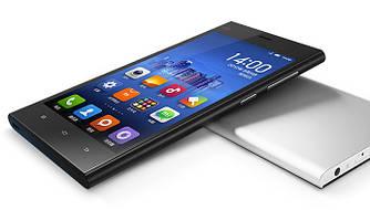 Защитная пленка для Xiaomi MI3, F825 5шт