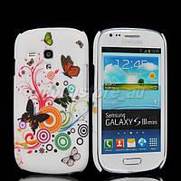 Пластиковый чехол Samsung Galaxy S3 Mini i8190 E14