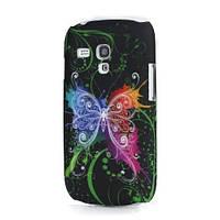 Пластиковый чехол Samsung Galaxy S3 Mini i8190 E13