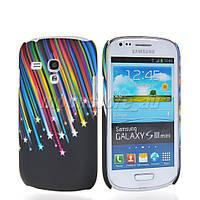 Пластиковый чехол Samsung Galaxy S3 Mini i8190 E11