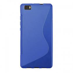 Силиконовый чехол для Huawei P8, O140