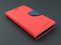 Чехол книжка Goospery для Samsung Galaxy S6 G920f красный