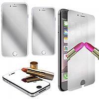 Зеркальная защитная пленка для iPhone 6