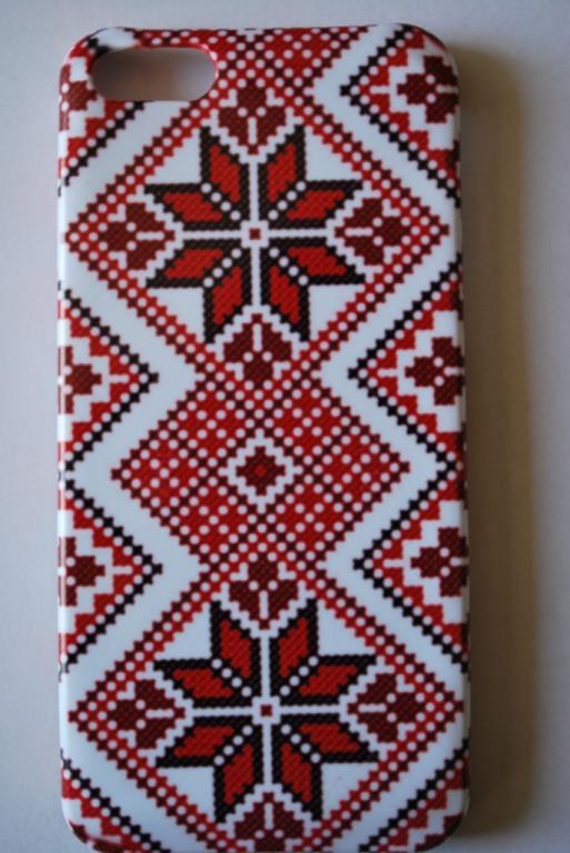 Пластиковый чехол для Iphone 5С, D22