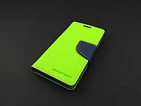 Чехол книжка Goospery для Samsung Galaxy S3 I9300i зеленый