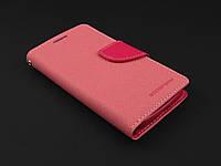 Чехол книжка Goospery для Samsung Galaxy S3 I9300i розовый